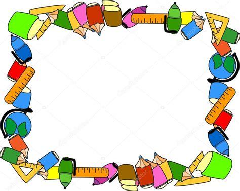 imagenes de marcos para utiles escolares 250 tiles escolares el marco archivo im 225 genes vectoriales