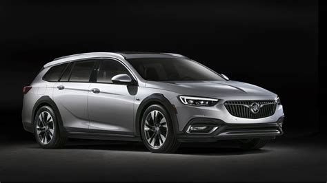 all new 2018 buick regal sportback and tourx wagon revealed