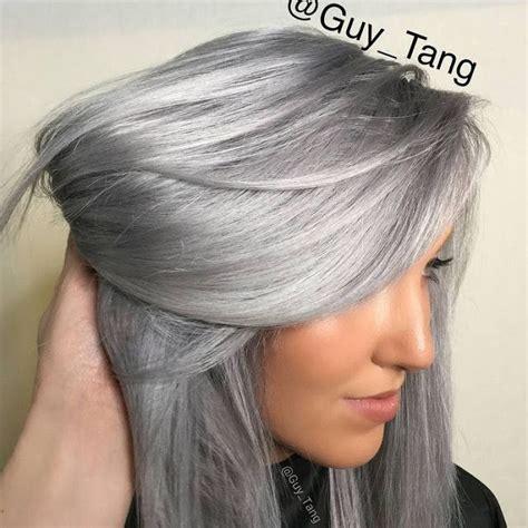 die besten 17 ideen zu short silver hair auf pinterest