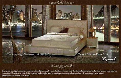 Kasur King Koil Imperial Suite bed harga bed termurah di indonesia