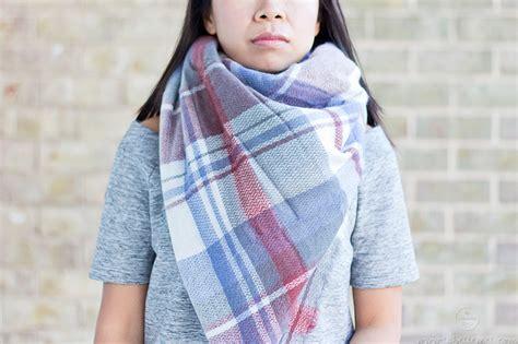 Blanket That You Wear by 12 Ways To Wear Tie A Blanket Scarf Labellemel