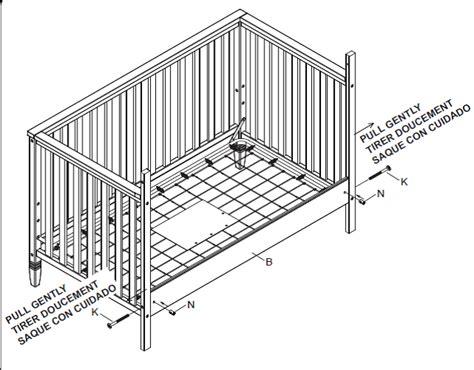 Sniglar Crib Assembly by Crib Assembly Creative Ideas Of Baby Cribs