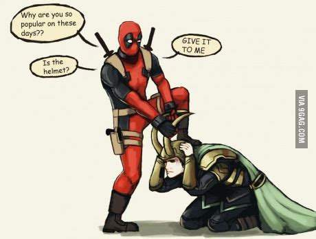 Funny Deadpool Memes - deadpool is jealous the funniest new meme website fail