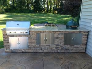 outdoor kitchen island kits 25 best ideas about bbq island kits on