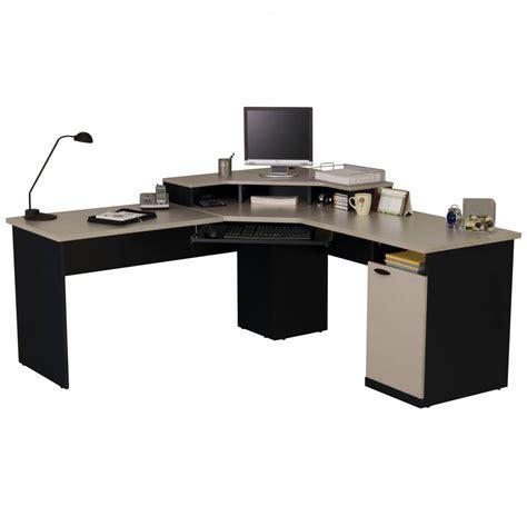 bestar hton corner desk 15 best ideas of corner computer desks