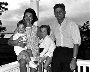 f kennedy children john f kennedy