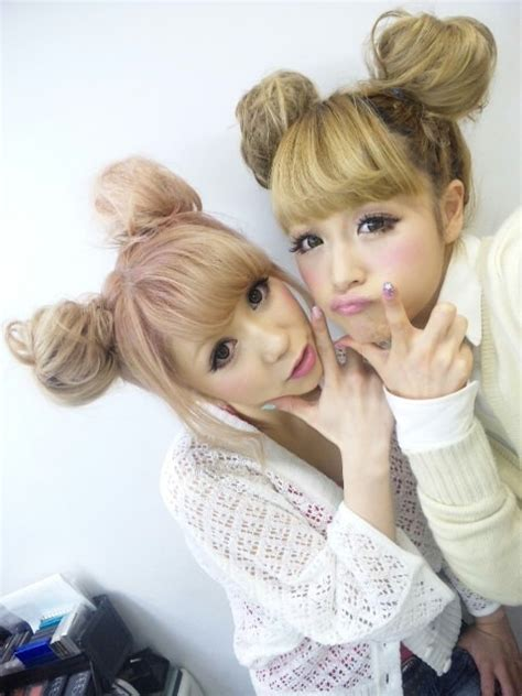 japanese hairstyles buns new hair trend two buns your youtopia