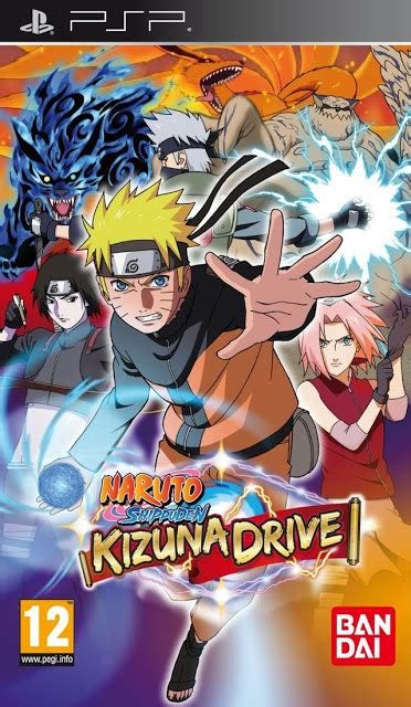 download naruto the last cod game naruto shippuden kizuna drive psp eur espa 241 ol mega