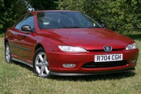 A Grand Monday: Peugeot 406 Coupe V6 £450     Honest John