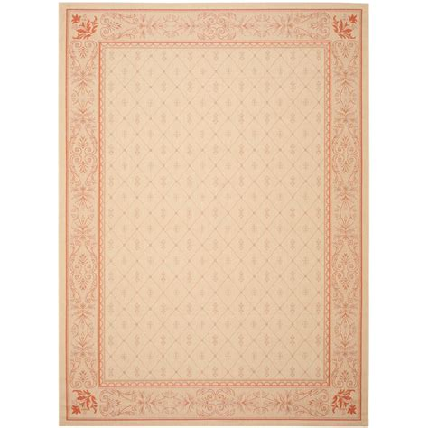 safavieh cy2326 3201 courtyard indoor outdoor area rug beige lowe s canada safavieh courtyard terracotta 8 ft x 11 ft indoor outdoor area rug cy2326 3201 8 the