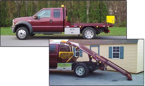 custom truck bed custom shed delivery trucks truck body modications