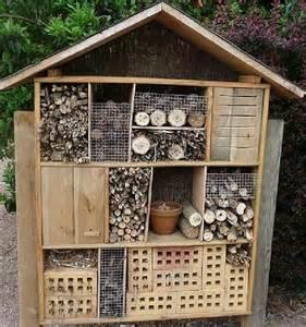 construire une pour les insectes auxiliaires