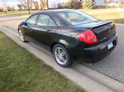 Pontiac G6 4 Door Find Used 2009 Pontiac G6 Gt Sedan 4 Door 3 5 Fully Loaded