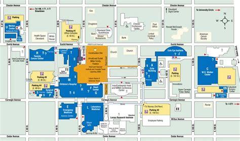 maps clinic cleveland clinic map cus kansas map