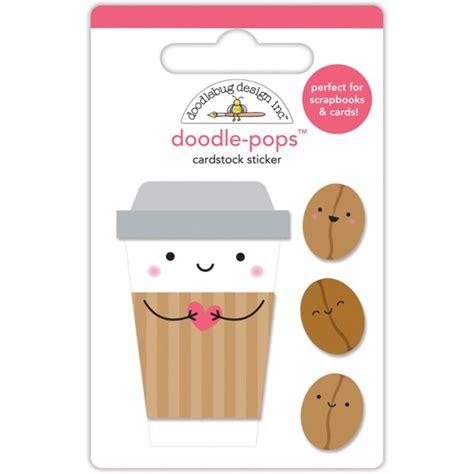 doodle pop doodlebug doodle pops coffee mates