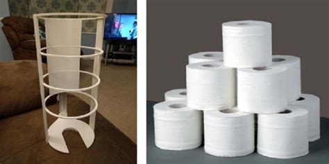 toilet paper 3d 3d print a toilet paper roll dispenser to solve all of