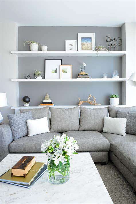 Neutral Living Room Grey Sofa Livingroom On Alcove Sofas And Grey Sofas