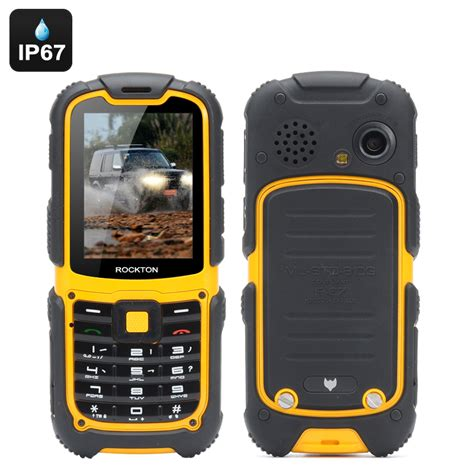 Rugged 3g Phone by Wholesale Mfox J1 Waterproof Phone From China