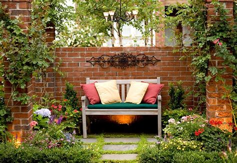 Garden Space Ideas Small Space Garden Ideas