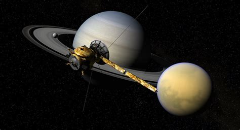 spacecraft orbiting saturn cassini spacecraft embarks on ring skimming mission of