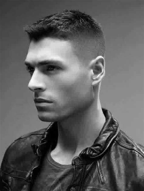 military haircut men big nose top short hairstyle for men in 2016 mens hairstyles and