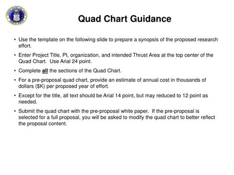 ppt quad chart guidance powerpoint presentation id 2575718