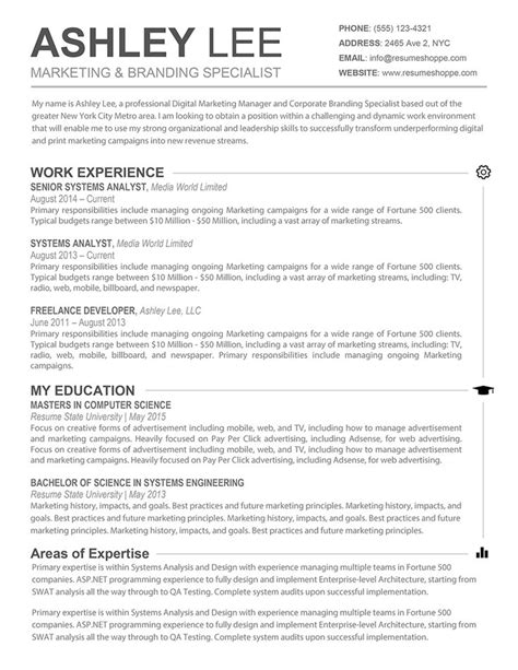 unique resumes templates 1000 images about creative diy resumes on