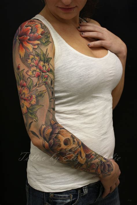 womens tattoo sleeve tattoos change sleeve tattoos for