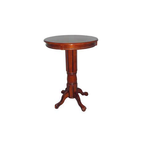 Pedestal Bar Table Florence Pedestal Pub Table Boraam Industries