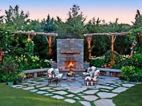 garden retreats landscaping ideas and hardscape design hgtv