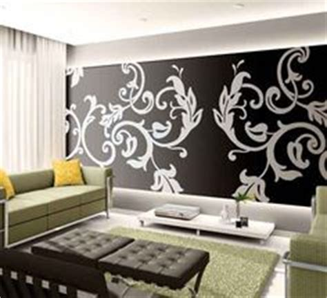 living room wall stencils accent wall wall decor ideas inspiration on