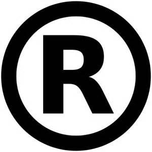 trade symbol registered trademark symbol
