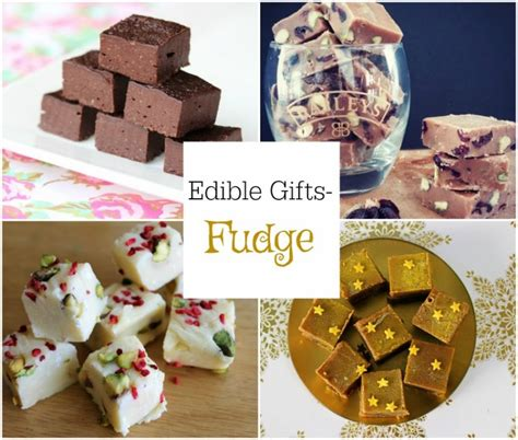 40 ideas for edible gifts to make at home for friends and