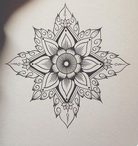 mandala tattoo transfer pinterest 상의 연꽃 문신에 관한 상위 25 개 아이디어