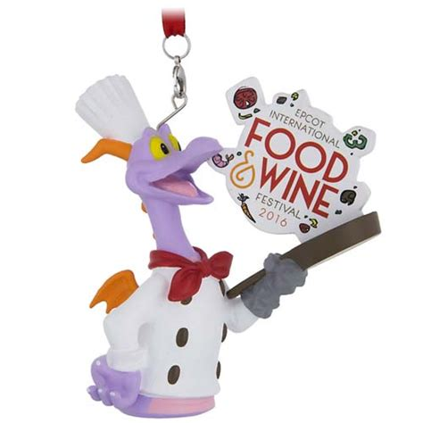 your wdw store disney ornament epcot food wine