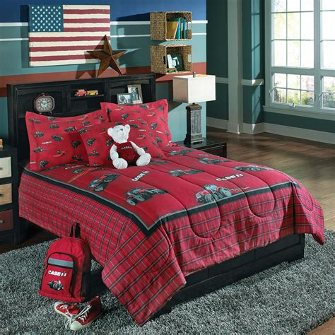 case ih home decor case ih twin comforter shop case ih
