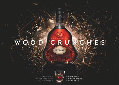 Hennessy Also Search For Hennessy Wood Crunches Ads Of The World