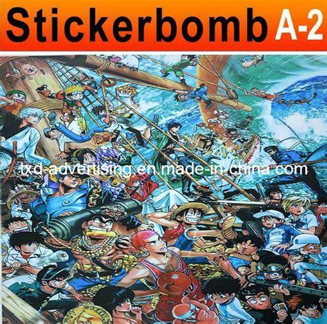 china sticker bomb stickers graffiti art vinyl decal