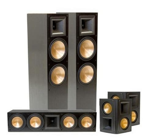 review klipsch rf 7 ii reference series home