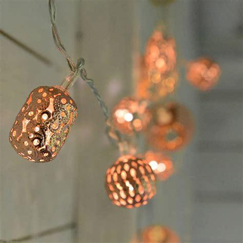 Fairies Light Copper Lights By Home Notonthehighstreet