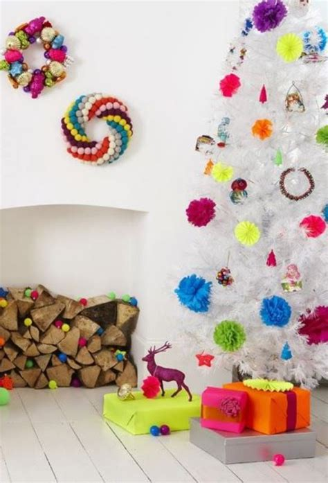 colorful christmas ideas my desired home