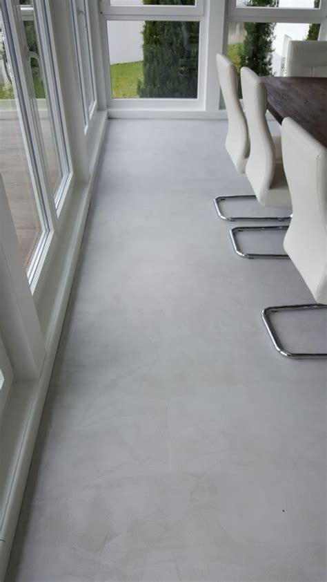 beton cire treppe beton cire pandomo sichtbeton treppe wand bodenbelag in