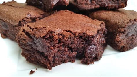 best chocolate brownies best cocoa brownies the genetic chef