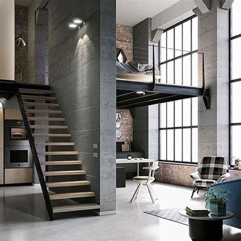 home design loft style 25 best ideas about loft on pinterest mezzanine loft