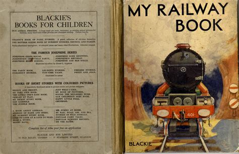 the godking s legacy books childrens annuals my railway book blackie s c1935