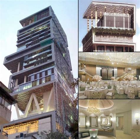 5000 Square Foot House unbelievable facts about antilia the most expensive house