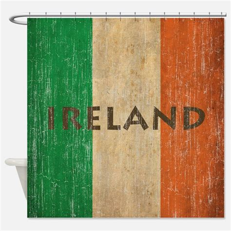 irish shower curtain irish shower curtains irish fabric shower curtain liner
