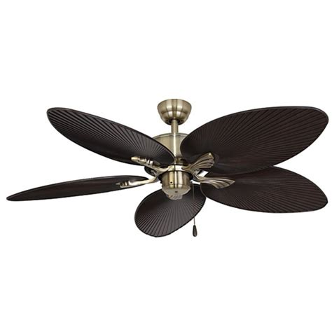 palm leaf ceiling fan blades ceiling glamorous ceiling fan with palm leaf blades