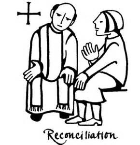 sacrament of penance reconciliation helensville catholic sketch template