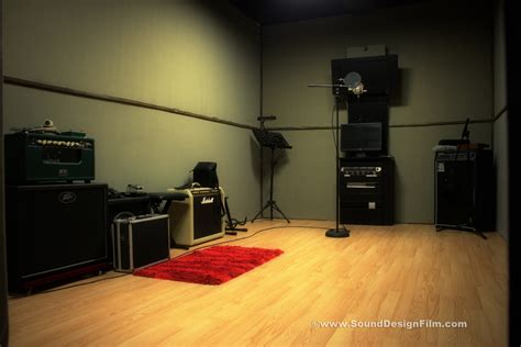 recording room sound design studio sound design filmestudio de dise 241 o de sonido sound design sound